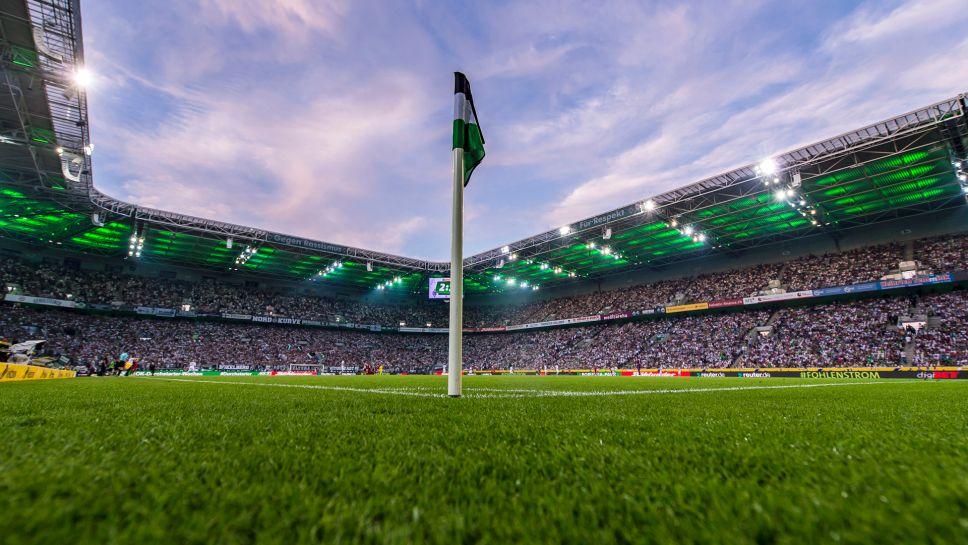Mannschaftsfoto für Borussia M'Gladbach