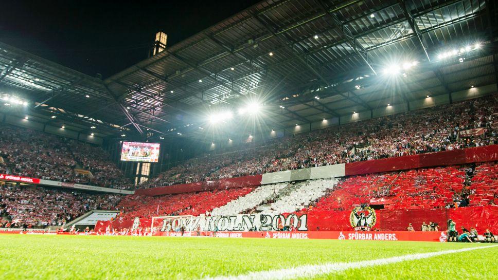 Mannschaftsfoto für 1. FC Köln