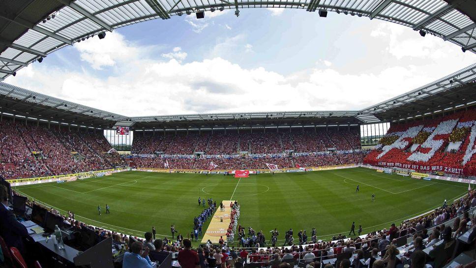 Mannschaftsfoto für 1. FSV Mainz 05