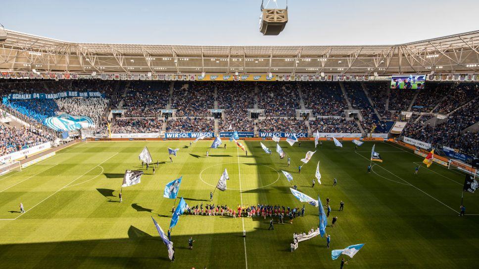 Mannschaftsfoto für TSG Hoffenheim