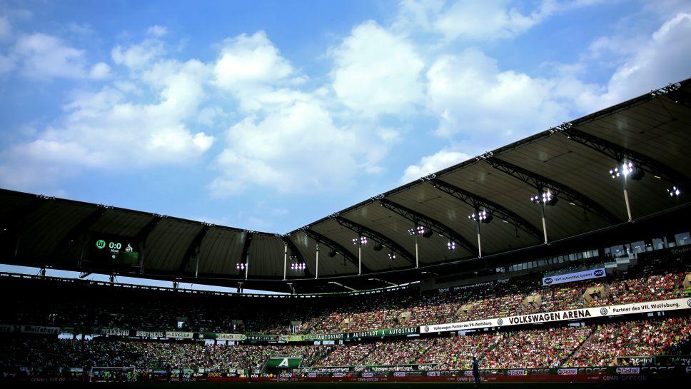Mannschaftsfoto für VfL Wolfsburg