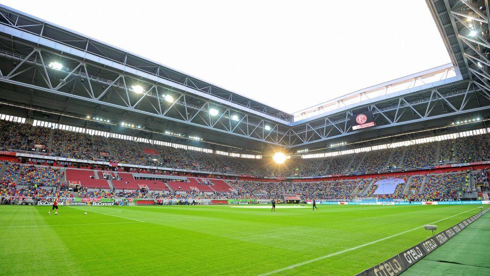 Mannschaftsfoto für Fortuna Düsseldorf