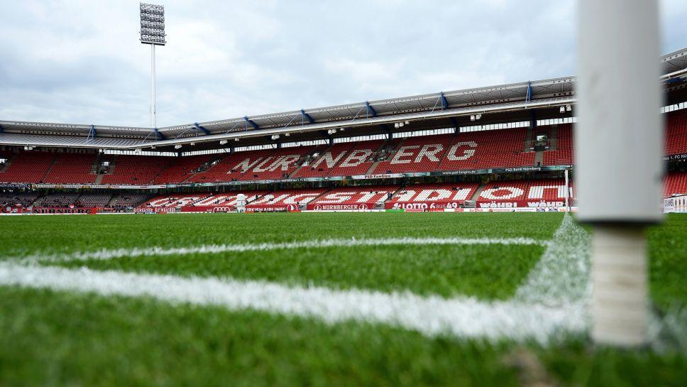 Mannschaftsfoto für 1. FC Nürnberg